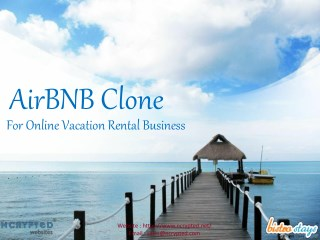 Find the best AirBNB Clone for Your Online Vacation Rental Business