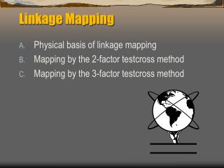 Linkage Mapping