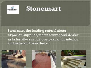 Stone Paving Project Wrok