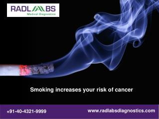 Cancer Screening Tests @ Radlabs