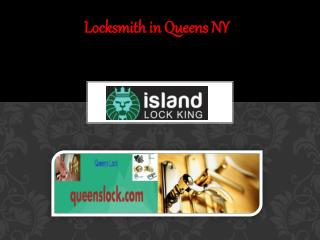 Locksmith in Queens NY
