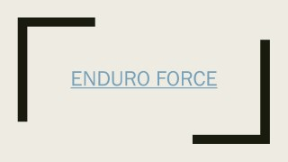 http://www.healthoffersreview.info/enduro-force/