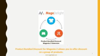 Design bundle product with Product Bundled Discount Magento 2 Extension