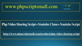 Ustream Clone - 9gag Clone - 9gag Script - YouTube Clone