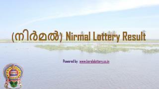 Nimal Lottery