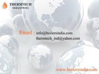 Non IBR Steam Boiler, Steam Boiler Gujarat