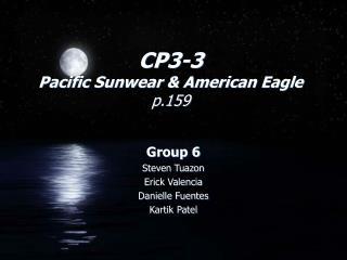 CP3-3 Pacific Sunwear  American Eagle p.159