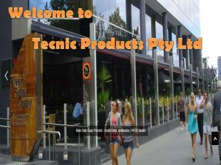 Retractable Opening Fabric Roofs by Tecnic