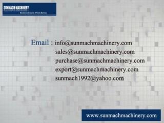 Pharmaceutical Machinery, Powder Machinery