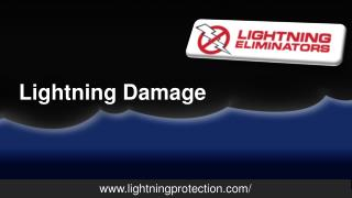 Effective Prevention Against Lightning Damage
