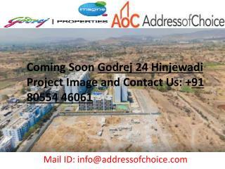 Godrej 24 Hinjewadi Pune Residential Project