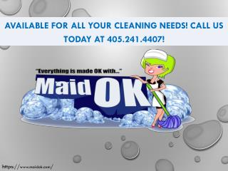 Home Cleaners Norman OK