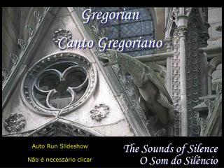 The Sounds of Silence O Som do Sil ncio
