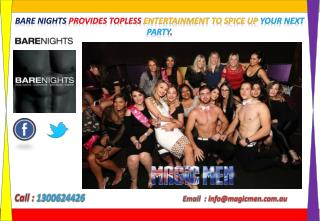 Hens Night Packages Melbourne