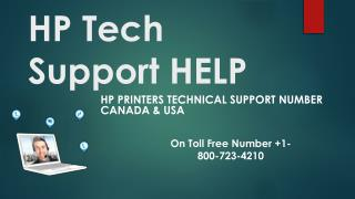 Hp tech support phone number USA 1800 :: 723 :: 4210 CANADA
