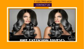 Hair Extension Courses Certifications