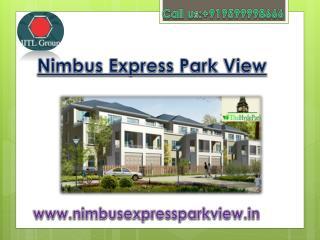 Nimbus Expess Park View in Noida