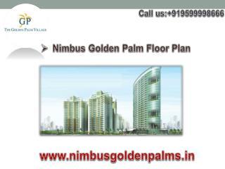 IITL Nimbus Golden Palm Floor plan