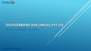 DigitizeBrand Hub (India) Pvt Ltd