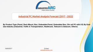 Industrial PC Market Expects Resistive Screens to Extend Their Sales Lead Over Capacitive Versions