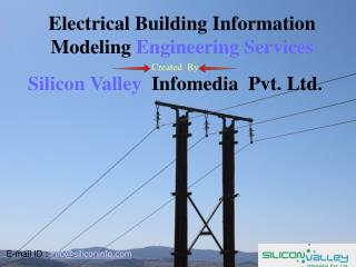 Electrical BIM  Engineering Services - Silicon Valley