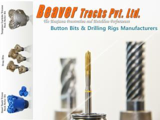 Button Bits Manufacturers