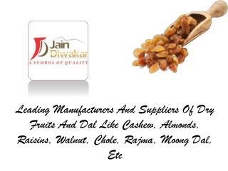 Raisins Manufacturers