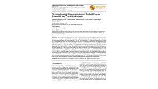 Physicochemical Characterization of Biofield Energy Treated Hi VegTM Acid Hydrolysate