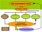 RICE ENVIRONMENT POLICY