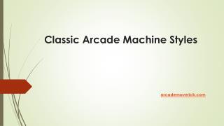 cocktail arcade game