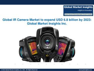 IR Camera Market to grow at 9.5% CAGR by 2023