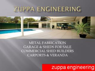 Commercial Shed Builders South Australia | Metal Fabrication – Zuppa Engineering.