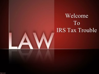 IRS Tax Lawyer Sugar Land