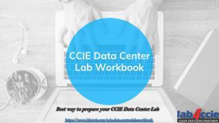 CCIE Data Center Practical Questions