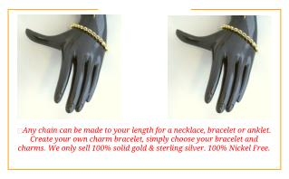 Sterling Gold Bracelets Australia