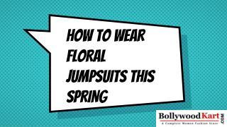 Jumpsuit | Bollywodkart