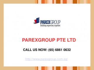 Waterproofing Supplier Singapore | Parexgroup | (65) 6861 0632