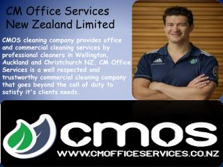 CM Office Services New Zealand Limited