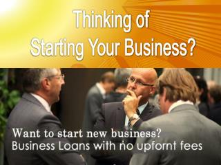 Easiest Way to Get Business Loan