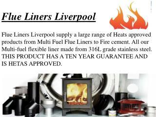 Flue Liners Liverpool