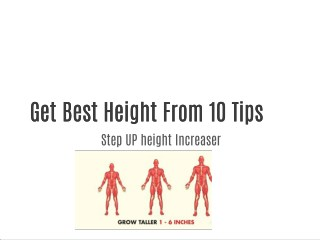 No 1 Step Up Height Increaser Ayurvedic Powder