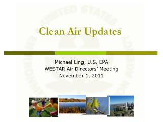 Clean Air Updates