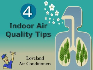 4 Indoor Air Quality Tips