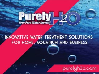 Complete home water treatment systems | Purelyh2o
