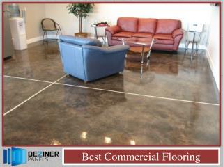 Best Commercial Flooring