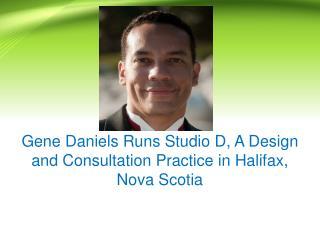 Gene Daniels Halifax Nova Scotia