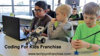Coding For Kids Franchise