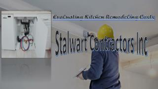 Kitchen Remodel Contractor Cost