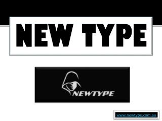 Online Clothing Australia- Newtype.com