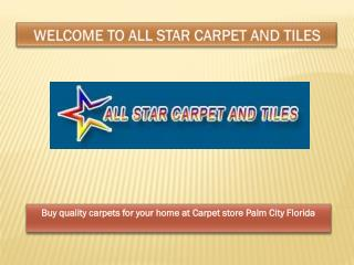 Carpet Store Stuart Florida - Allstarcarpetandtiles.com